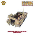 DAK040 German Sdkfz 251/1 115th Mot Reg - 15th Panzer Division by First Legion