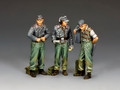 WH090 Dismounted Assault Gun Crew #2 by King and Country
