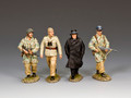 LW066 Mussolini's Rescue Set by King and Country