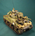 GS012 Gold Series Sherman Tank by Honour Bound (RETIRED)