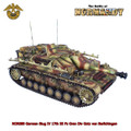 NOR089 German Stug IV 17th SS Pz Gren Div Gotz von Berlichingen LE100 by First Legion