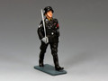 LAH187R Marching SS Officer by King and Country (RETIRED)