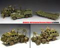 DD318-S01 The Diamond T Tank Transporter Set with DD10(SL) M26 Recovery Vehicle by King and Country