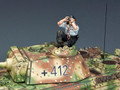 WS353 Sky-Watching Panzer Crewman by King & Country