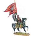 TYW027 Polish Winged Hussar with King's Standard by First Legion