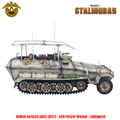 VEH019 SkKfz 251/3 Ausf C Half-Track - 14th Panzer Division by First Legion