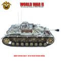 LWG011U German Stug IV UNMARKED LE25 by First Legion