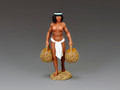 AE076  Ethiopian Bread Carrier by King and Country