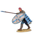 ROM230 Dacian Warrior with Spear and Shield by First Legion