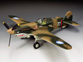 AF045 The Flying Tigers P40 by King and Country