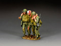 VN068. The Walking Wounded Trio by King and Country