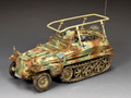 WH098 Panzer Lehr Command Vehicle by King and Country