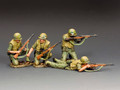 VN070 The M14 Marines In Action Set by King and Country