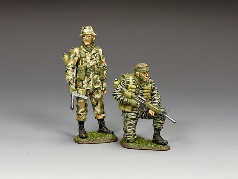 VN081 ANZAC Special Forces Set #1 by King and Country