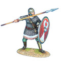 ROM242 Late Roman Legionary with Spear #2 by First Legion