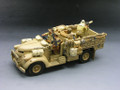 EA023  LRDG 30cwt Chevrolet Uncamouflaged by King & Country (Retired)