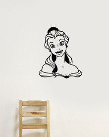 Belle Decal