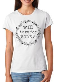 Will flirt for...