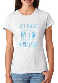 Gin Membership