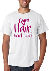 Gym Hair T-Shirt or Vest
