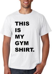 My Gym T-Shirt or Vest