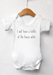 House White... Vest