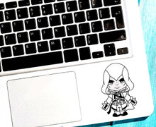 Cartoon Ezio Decal