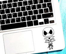 Jack Skellington Decal