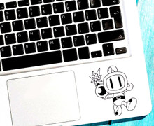 Bomberman Decal