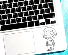 Frisk Undertale Decal