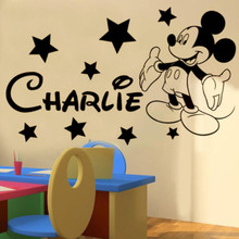 Micky Mouse Wall Decal