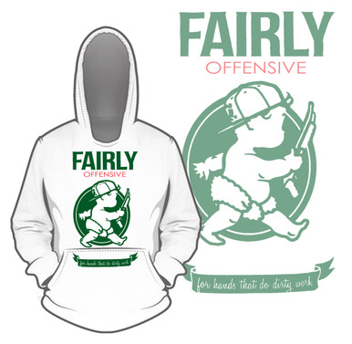 Fairly Offensive Hoodie