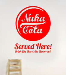 Nuka Cola Decal