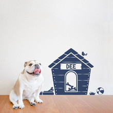Dog Kennel Personalised