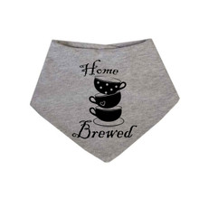 Home Brewed Bandana Bib