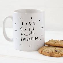 Einstein, Mug