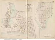 Craigville & Seaside Park - Barnstable, Massachusetts 1910 Old Town Map Reprint - Barnstable Co.