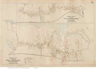 Cummaquid & Barnstable Village, Massachusetts 1910 Old Town Map Reprint - Barnstable Co.