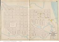 Menauhant - Falmouth, Massachusetts 1910 Old Town Map Reprint - Barnstable Co.