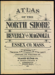 Title Page, 1919 - Old Street Map Reprint - Essex Co.
