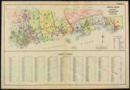 Map Index, 1919 - Old Street Map Reprint - Essex Co.