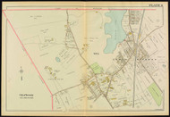 Plate 6, Beverly - part of Ward 5, 1919 - Old Street Map Reprint - Essex Co.