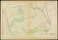 Plate 7, Beverly - parts of Wards 4 and 5, 1919 - Old Street Map Reprint - Essex Co.