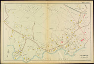 Plate 9, Beverly - part of Wards 4 and 6, 1919 - Old Street Map Reprint - Essex Co.