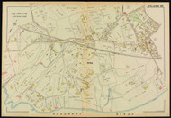 Plate 10, Beverly - part of Ward 6, 1919 - Old Street Map Reprint - Essex Co.