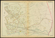 Plate 11, Beverly - part of Ward 6, 1919 - Old Street Map Reprint - Essex Co.