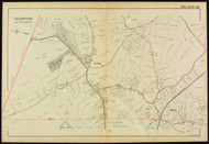 Plate 12, Beverly - parts of Wards 4, 5, and 6, 1919 - Old Street Map Reprint - Essex Co.