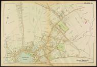 Plate 16, Manchster Village, 1919 - Old Street Map Reprint - Essex Co.