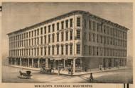 Merchant's Exchange, New Hampshire 1858 Hillsboro Co.