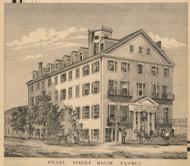 Pearl Street House, New Hampshire 1858 Hillsboro Co.